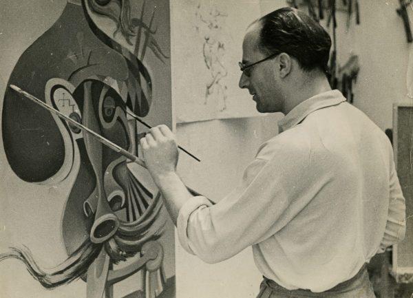 クルト・セリグマン 1936-37年頃