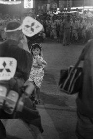 「徳島・阿波踊り」1957年8月9日