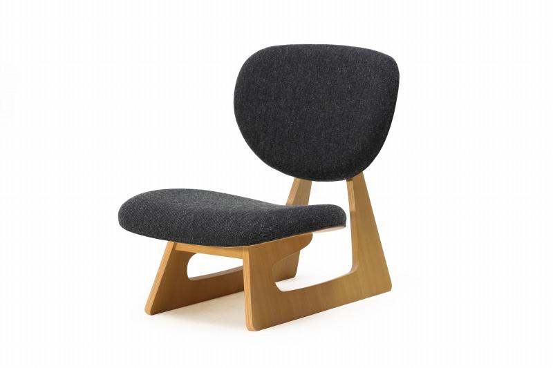坂倉準三建築研究所(担当_長大作)《低座椅子》1960年